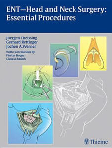 ENT Head and Neck Surgery: Essential Procedures - 2826680871
