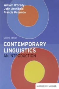 Contemporary Linguistics - 2847388925