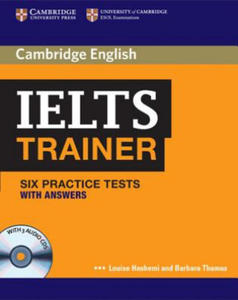 IELTS Trainer Six Practice Tests with Answers and Audio CDs (3) - 2826628744