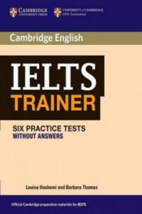 IELTS Trainer Six Practice Tests without Answers - 2826804817