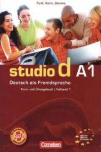 Kurs- und Arbeitsbuch, m. Audio-CD. Tl.1 - 2826660766