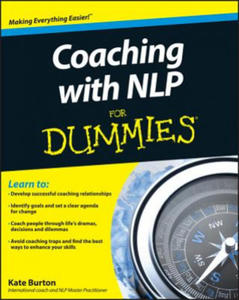 Coaching With NLP For Dummies - 2826780104
