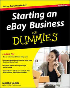Starting an eBay Business For Dummies - 2854247286