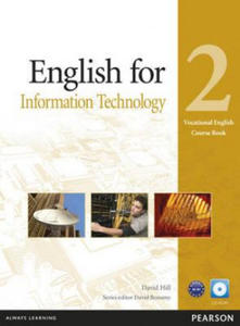 English for IT Level 2 Coursebook and CD-ROM Pack - 2826786269