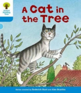 Oxford Reading Tree: Level 3: Stories: A Cat in the Tree - 2880473160