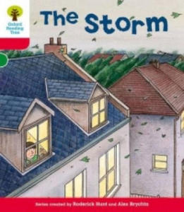 Oxford Reading Tree: Level 4: Stories: The Storm - 2827007642