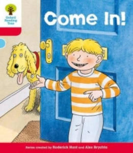 Oxford Reading Tree: Level 4: Stories: Come In! - 2826733833