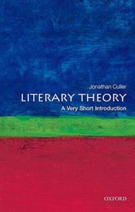 Literary Theory: A Very Short Introduction - 2827007265