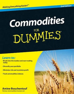 Commodities For Dummies - 2854274031