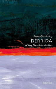 Derrida: A Very Short Introduction - 2826875550