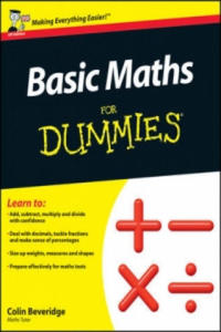 Basic Maths For Dummies - 2843493388