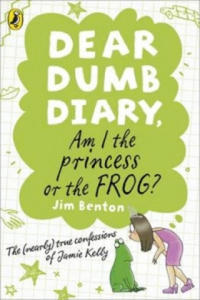 Dear Dumb Diary: Am I the Princess or the Frog? - 2826933358