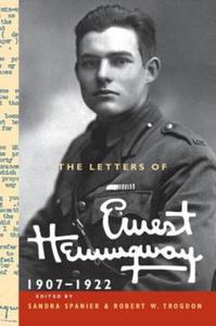 The Letters of Ernest Hemingway: Volume 1, 1907 - 2826906741