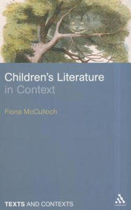 Children's Literature in Context - 2854189133
