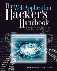 Web Application Hacker's Handbook - 2826627685