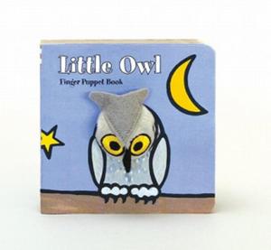 Little Owl Finger Puppet Book - 2854276010