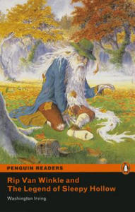 Level 1: Rip Van Winkle & The Legend of Sleepy Hollow CD for Pack - 2826860559