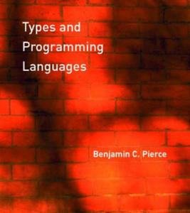 Types and Programming Languages - 2826823137
