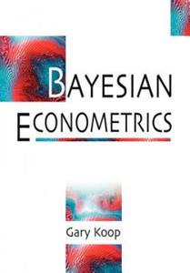 Bayesian Econometrics - 2826769785