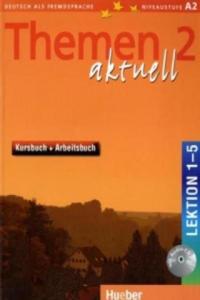 Kursbuch + Arbeitsbuch, Lektion 1-5, m. Audio-CD - 2826792648