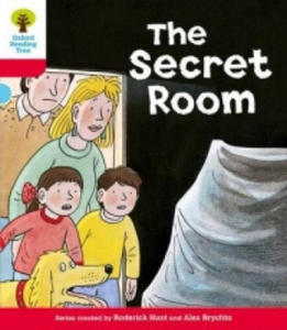 Oxford Reading Tree: Level 4: Stories: The Secret Room - 2869402545