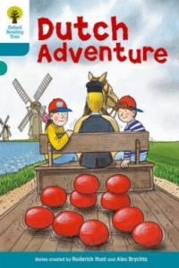 Oxford Reading Tree: Level 9: More Stories A: Dutch Adventure - 2843496449