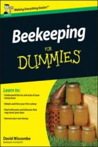 Beekeeping for Dummies UK Edition - 2854207213