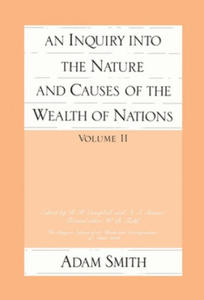 Inquiry into the Nature and Causes of the Wealth of Nations - 2843293238