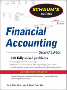 Schaum's Outline of Financial Accounting - 2854189142