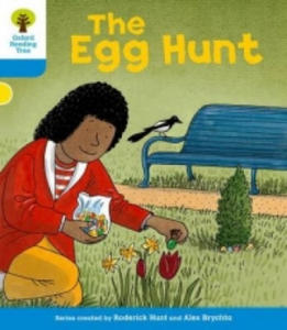 Oxford Reading Tree: Level 3: Stories: the Egg Hunt - 2869401568