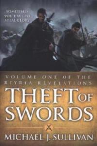 Theft Of Swords - 2837894984