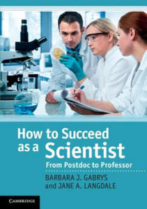 How to Succeed as a Scientist - 2854187153