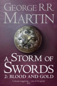 Storm of Swords: Part 2 Blood and Gold (Reissue) - 2826643559