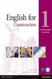 English for Construction Level 1 Coursebook and CD-ROM Pack - 2869431043