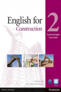 English for Construction Level 2 Coursebook and CD-ROM Pack - 2874275853