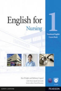 English for Nursing Level 1 Coursebook and CD-ROM Pack - 2869341100