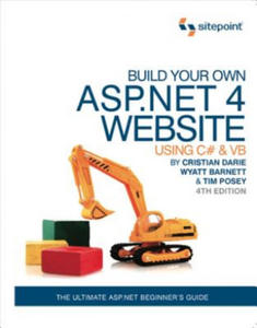 Build Your Own ASP.NET 4 Web Site Using C# and VB - 2834696682