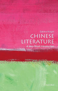 Chinese Literature: A Very Short Introduction - 2854190172