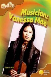 Oxford Reading Tree: Stage 8: Fireflies: Musician: Vanessa M - 2854279407