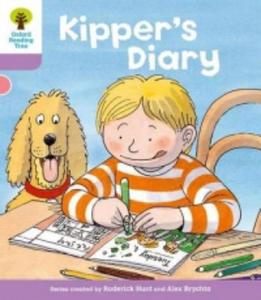 Oxford Reading Tree: Level 1+: First Sentences: Kipper's Diary - 2826926910