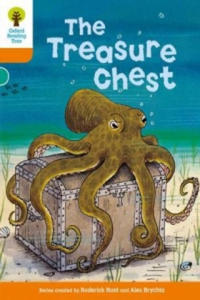 Oxford Reading Tree: Level 6: Stories: The Treasure Chest - 2880431495