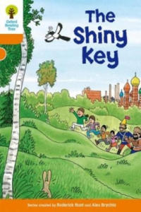 Oxford Reading Tree: Level 6: More Stories A: The Shiny Key - 2877859740