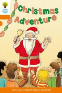 Oxford Reading Tree: Stage 6: More Stories A: Christmas Adve - 2854279400