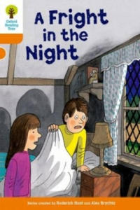 Oxford Reading Tree: Level 6: More Stories A: A Fright in the Night - 2834137461