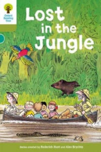 Oxford Reading Tree: Level 7: Stories: Lost in the Jungle - 2848125632