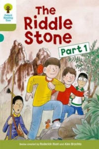 Oxford Reading Tree: Level 7: More Stories B: The Riddle Stone Part One - 2873910289