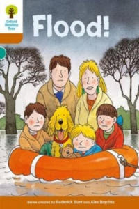 Oxford Reading Tree: Level 8: More Stories: Flood! - 2882391516