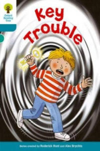 Oxford Reading Tree: Level 9: More Stories A: Key Trouble - 2854186069