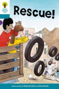 Oxford Reading Tree: Level 9: More Stories A: Rescue - 2852496348