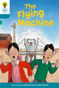 Oxford Reading Tree: Level 9: More Stories A: The Flying Machine - 2852757065